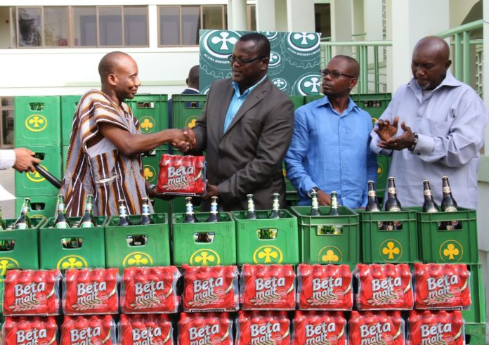 Accra Brewery supports National Farmers Day 2017