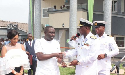 Despite builds child oncology facility for 37 Military Hospital