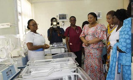 Rebecca Foundation gives Princess Marie newborn unit