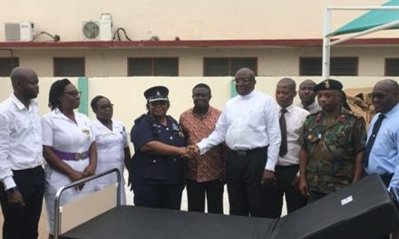 Reha-Medical donates 80 beds to eight health facilities