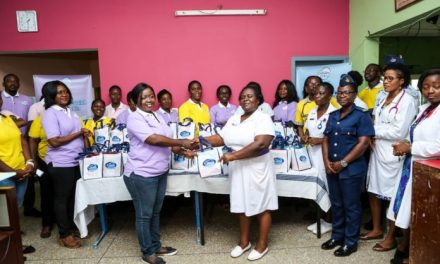 PZ Cussons Women gives to 37 Maternity and Children ward