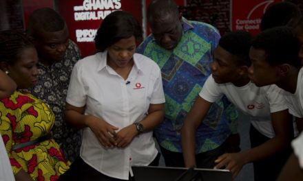 Vodafone launches coding programme for young people