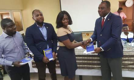 GPHA donates math books in support of Free SHS