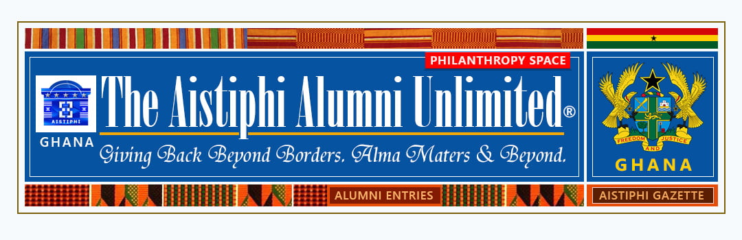 Banner for Aistiphi alumni unlimited page