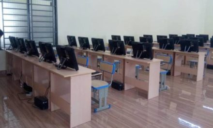 China provides fully equipped ICT facility for Ga Central