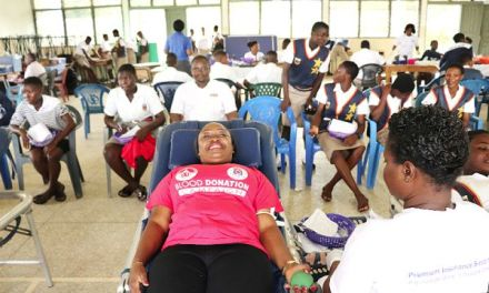 Power Queens hold blood drive to support blood bank