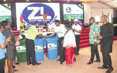 Church of Pentecost launches national clean-up campaign