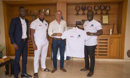Interplast Ghana Supports McDan ITF World Tour