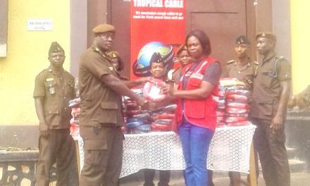 Tropical Cable & Conductors assists Kumasi Central Prison