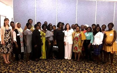 Empowerment Institute trains Women in NGOs