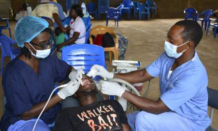 Haven of Love holds free dental care outreach in Bawku