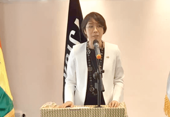 KOICA gives scholarships to 30 students to study in Korea