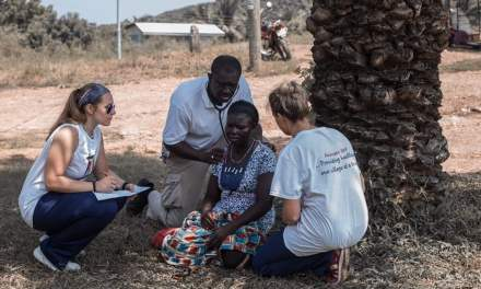 Ghana Medical Relief team reaches out to Anomabo