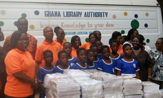SSNIT donates story books  to Ghana Library Authority