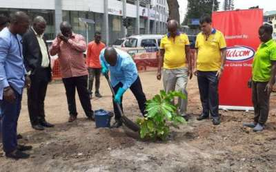 Melcom Group supports 'Greening Ghana' initiative