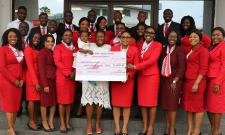 Zenith Bank Ghana employees raise GHS34,000 to support Mabel Koomson's  heart surgery