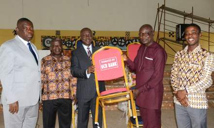 GCB Bank provides furniture for Acherensua Senior High