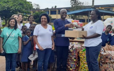 GIWC reaches out to Akuapem School for the Deaf