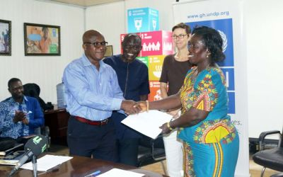 UNDP gives grants to women-focused business initiatives