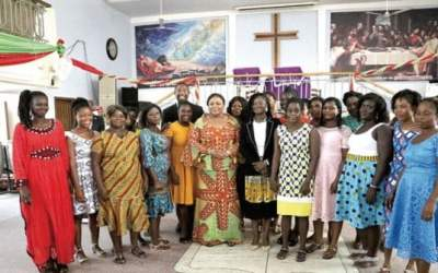 Rebecca Foundation trains 45 women in soap-making