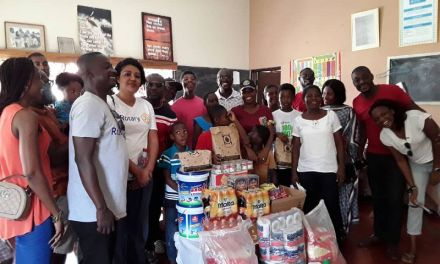 Rotary Club of Accra-Labone gives to Tema SOS Village