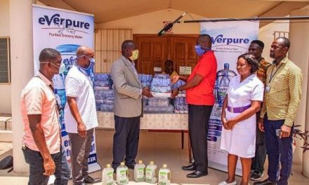 Everpure donates to COVID-19 frontline workers