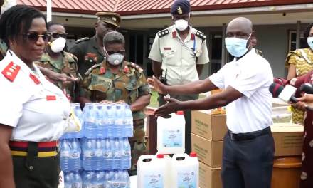 Givers Industries  assists 37 Military Hospital