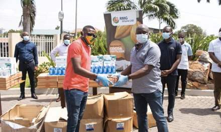 RMG Ghana launches Farmers Support Program
