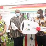Government of Canada provides buses for five Agricultural Colleges in Ghana