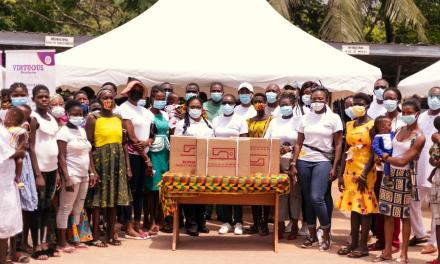 Virtuous Boardroom assists Ahanta West pregnant teens with second chance options