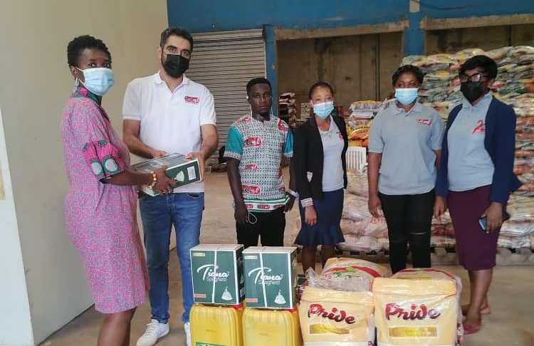 Sika Kroabea Company donates in support of  Citi FM Easter Orphan Project 2021