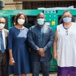 Ghana Chamber of Mines gives Maamobi Hospital a GHS147,000-electric power generator