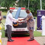 Gold Fields Ghana gives University of Mines and Technology (UMaT) new ambulance