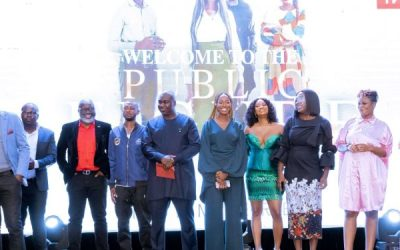 UBA Ghana supports creative industry; invests US$100,000 in production of 'The Public Figure'