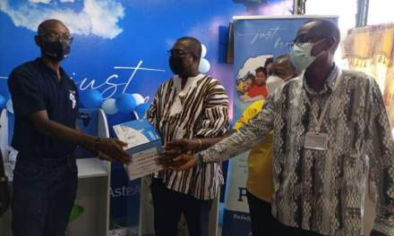 AstraZeneca supports asthma care in Ghana, gives four nebulizers to Cape Coast Teaching Hospital