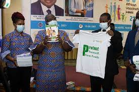 Ghana National Polio Plus Committee gives supports immunization awareness education