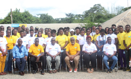 DHL Ghana supports SOS Children's Village to equip 60 youths with entrepreneurial, job skills