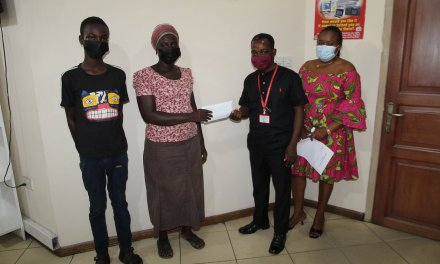 Graphic Needy Fund pays for appendicitis surgery for Gabriel Aidoo