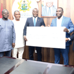 Ghana Chamber of Mines donates GHS778,657 to support Green Ghana Project