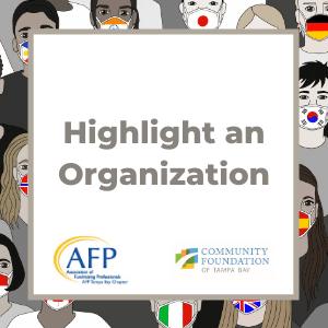Highlight an Organization
