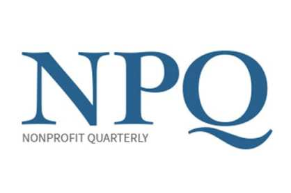 NPQ announced Cynthia Suarez as the new editor in chief and copresident. (Image credit: NPQ)
