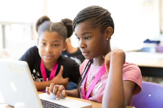Four virtual CODE clubs will be launched across the U.S. to teach coding to girls of color. (Image credit: Black Girls CODE)