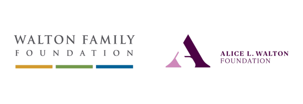 The Walton Family Foundation and the Alice L. Walton Foundation have launched a new statewide fund, which will be overseen by the Arkansas Community Foundation (Image credit: Walton Family Foundation and Alice L Walton Foundation)