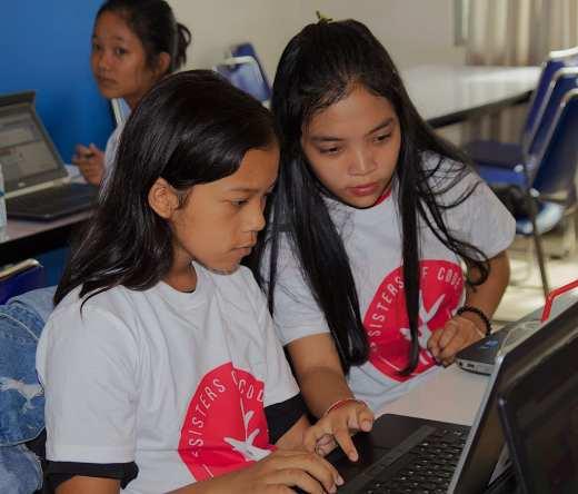 sisters of code