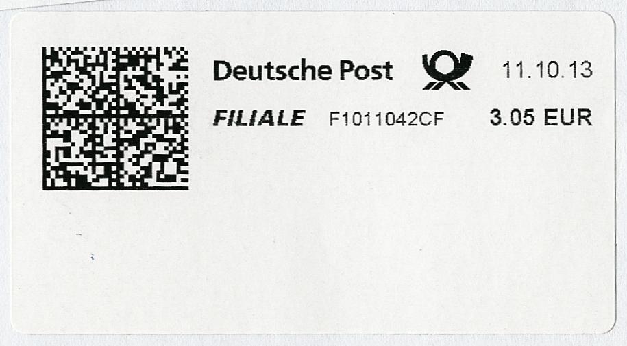 Philaseiten.de: (?) (12) DPAG Schalterfreimachung