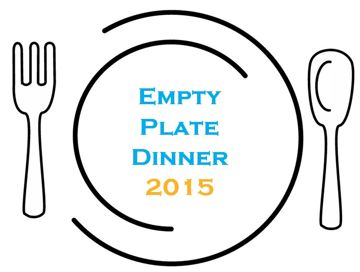Empty Plate Dinner is back!