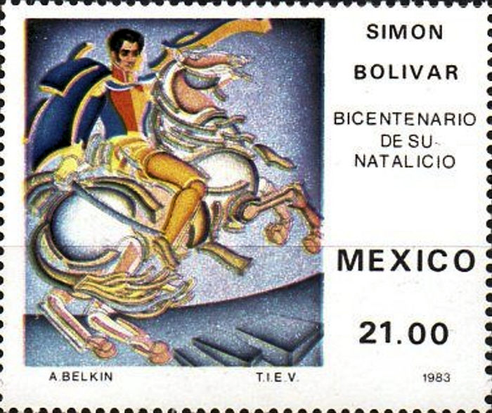 bolivar_mexique