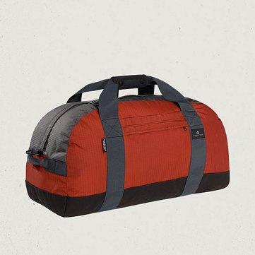 Packing for Safari in the Eagle Creek - medium duffel -my safari bag for ten days