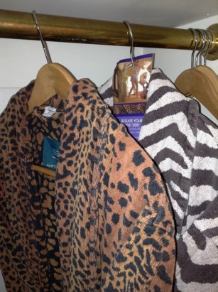The Muse Hotel Robes