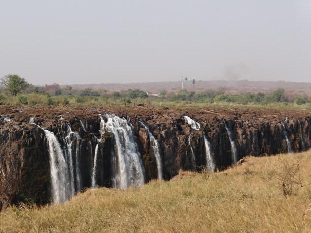 Victoria Falls - low season